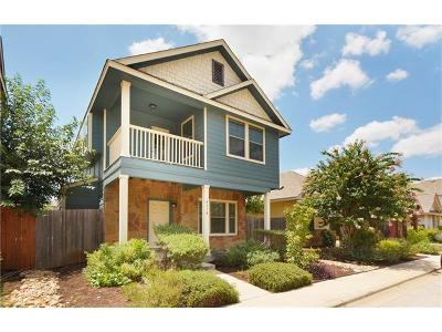 Austin Single Family Home Pending - Taking Backups: 4518 Credo Ln