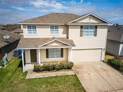 Manor Single Family Home Pending - Taking Backups: 11402 Marshall St