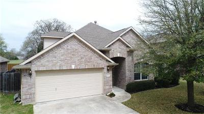 Cedar Park TX Single Family Home For Sale: $395,000