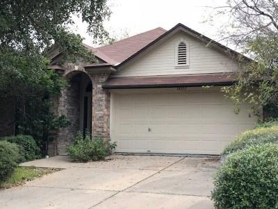 Austin Single Family Home For Sale: 14707 Noya Dr