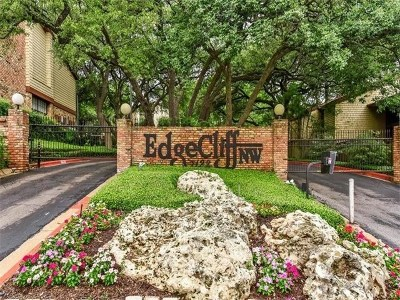 Travis County Condo/Townhouse Pending - Taking Backups: 7122 Wood Hollow Dr #67