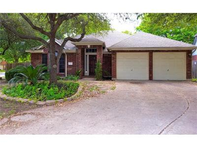 Travis County Single Family Home For Sale: 12600 Cinchring Ln