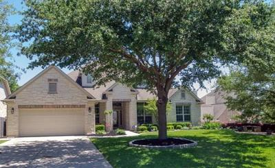 Cedar Park Single Family Home For Sale: 1204 Rowley Dr