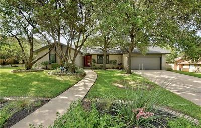 Austin Single Family Home For Sale: 1709 Lost Creek Blvd