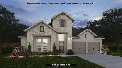 Manor Single Family Home For Sale: 16509 Christina Garza Dr