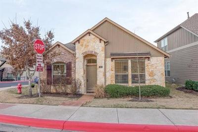 Cedar Park TX Condo/Townhouse For Sale: $230,000