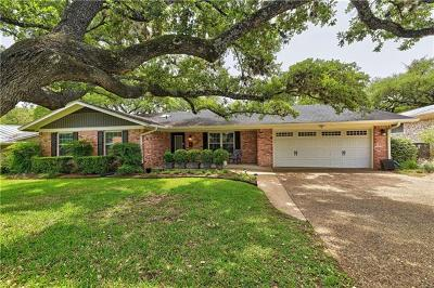 Austin Single Family Home For Sale: 3921 Greystone Dr