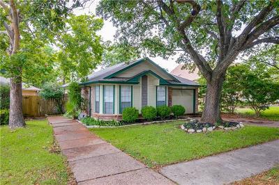 Single Family Home For Sale: 16706 Whitebrush Loop