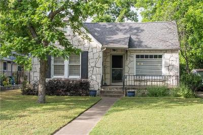 Travis County Single Family Home For Sale: 1027 Ellingson Ln