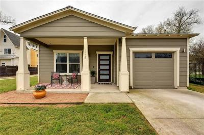 Travis County Single Family Home For Sale: 3125 Govalle Ave