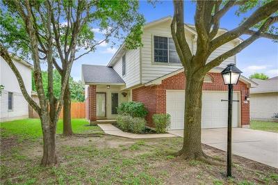 Austin Single Family Home Pending - Taking Backups: 1404 Merchants Tale Ln