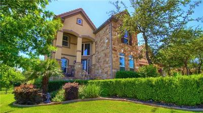 Austin Single Family Home Pending - Taking Backups: 7609 Lazy River Cv