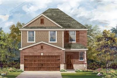 Pflugerville Single Family Home For Sale: 2013 Split Diamond Way