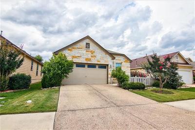 Kyle Single Family Home For Sale: 1199 Dorn