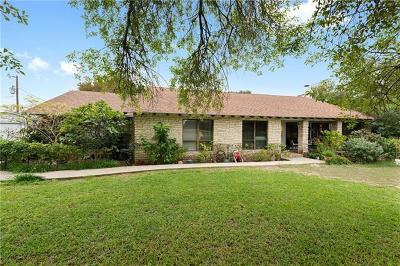 Leander Single Family Home For Sale: 123 Windemere W
