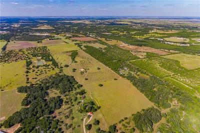 Burnet County Single Family Home For Sale: 712 County Road 322