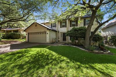 Austin Single Family Home For Sale: 3506 Crowncrest Dr
