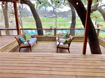 Wimberley Single Family Home For Sale: 110 Deer Crossing Ln