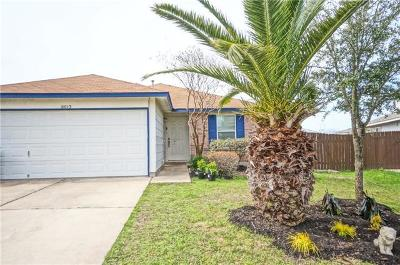 Hutto Single Family Home For Sale: 6013 Andross Ct