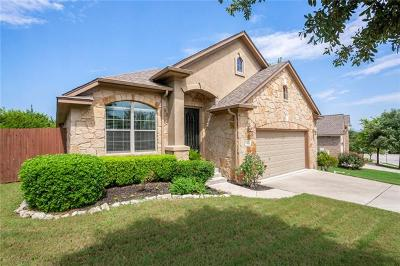 Austin Single Family Home For Sale: 12612 Tierra Grande Trl
