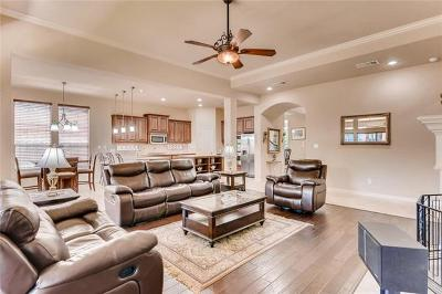 Leander Single Family Home For Sale: 2518 Highland Trl