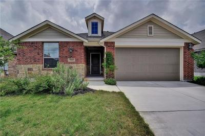 Round Rock Single Family Home For Sale: 5644 Corsica Loop