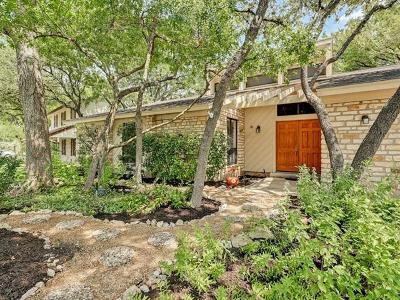 Austin Single Family Home For Sale: 4611 Trail West Dr