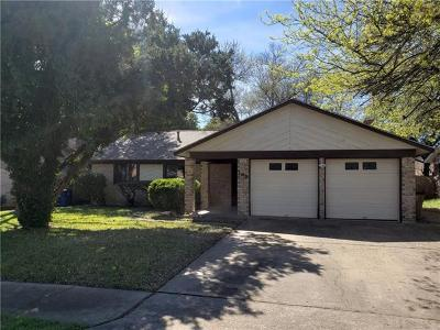 Travis County Single Family Home For Sale: 309 Thelma Dr