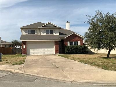 Kyle Single Family Home For Sale: 106 Rodeo Cv