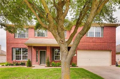 Pflugerville Single Family Home For Sale: 704 Busleigh Castle Way