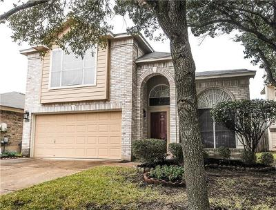Travis County Single Family Home For Sale: 3608 Ruby Red Dr