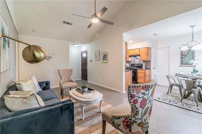 Austin Single Family Home For Sale: 6907 Hillcroft Dr