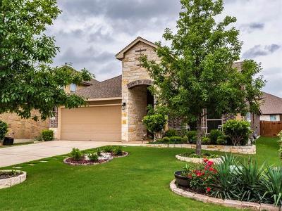 Leander Single Family Home Pending - Taking Backups: 2509 Muzzie Ln