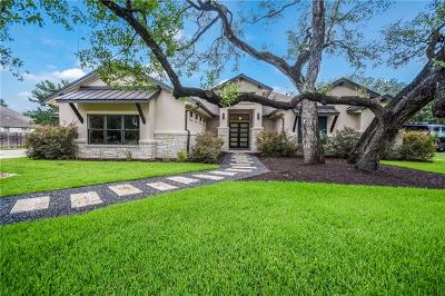 Round Rock Single Family Home Pending - Taking Backups: 4219 Sam Bass Rd