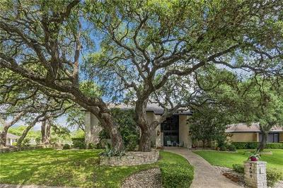 Hays County, Travis County, Williamson County Single Family Home For Sale: 2400 Pebble Beach Cv