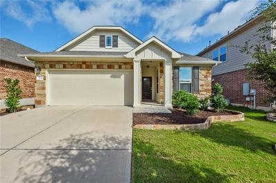 Pflugerville Single Family Home For Sale: 2616 Rough Berry Rd