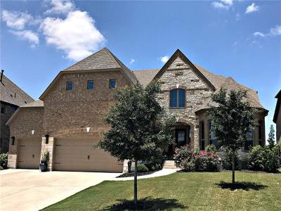 Single Family Home For Sale: 16405 Leopold Trl