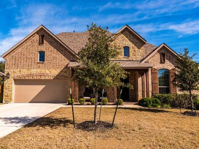 Hays County Single Family Home For Sale: 647 Merion Dr