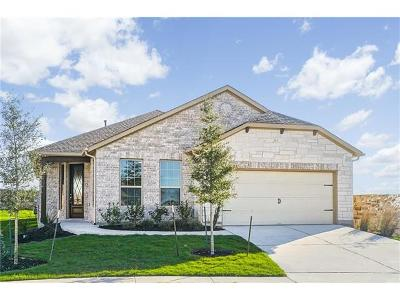 Round Rock Single Family Home For Sale: 5025 Fiore Cv
