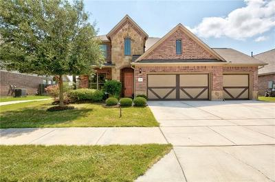 Buda TX Single Family Home For Sale: $300,000