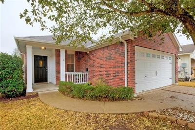 Austin Single Family Home For Sale: 11301 Robert Wooding Dr