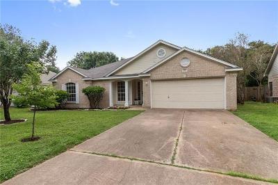 Austin Single Family Home For Sale: 7417 Amanda Ellis Way