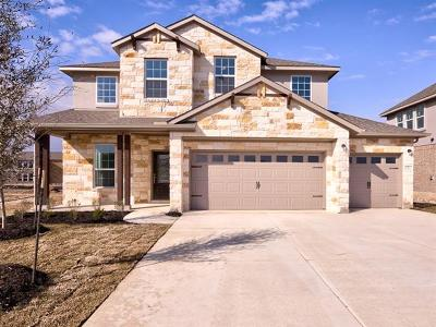 Leander Single Family Home For Sale: 721 Paper Daisy Path