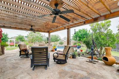 Cedar Park Single Family Home Pending - Taking Backups: 102 Briarwood Dr