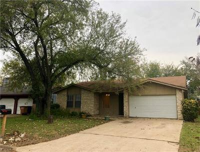 Austin Single Family Home For Sale: 7514 Uray Dr