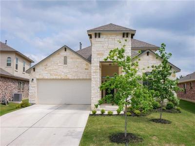 Leander Single Family Home For Sale: 512 Heinatz Flat Ln