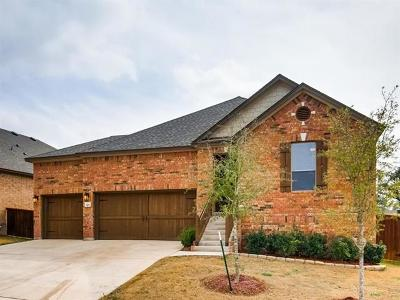 Round Rock Single Family Home For Sale: 3101 Maurine Dr