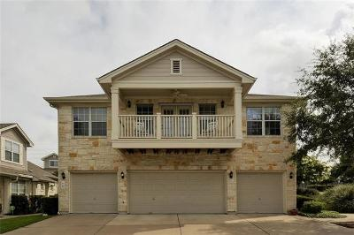 Austin Condo/Townhouse For Sale: 1900 Scofield Ridge Pkwy #3001
