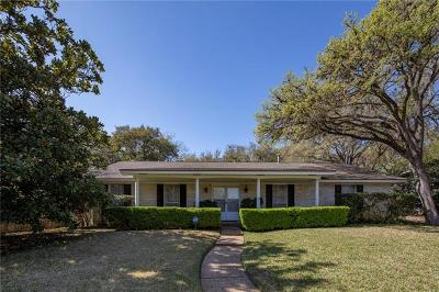 Single Family Home For Sale: 2603 Foxglen Dr