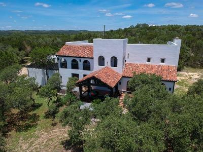 Wimberley Single Family Home For Sale: 1596 Red Sky Rd